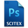 Adobe Photoshop Scitex Icon 96x96 png