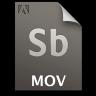 Adobe Soundbooth MOV Icon 96x96 png