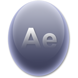 After Effects Icon 256x256 png