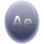 After Effects Icon 64x64 png