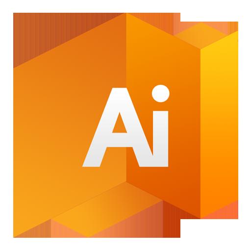 Adobe Illustrator Icon 512x512 png