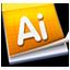 Adobe Illustrator Icon 64x64 png