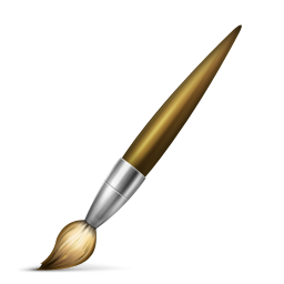 Brush Icon 256x256 png