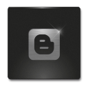 Blogger Icon 128x128 png