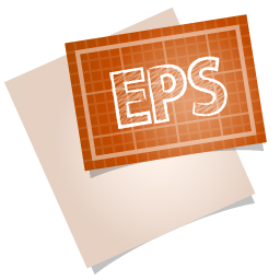 EPS File Icon 256x256 png
