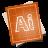 Adobe Illustrator Icon 48x48 png