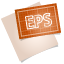 EPS File Icon 64x64 png