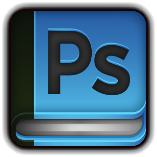 PSD Tutorials Icon 320x320 png