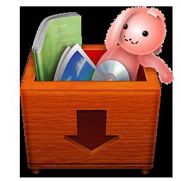 Boxdrop Icon 256x256 png