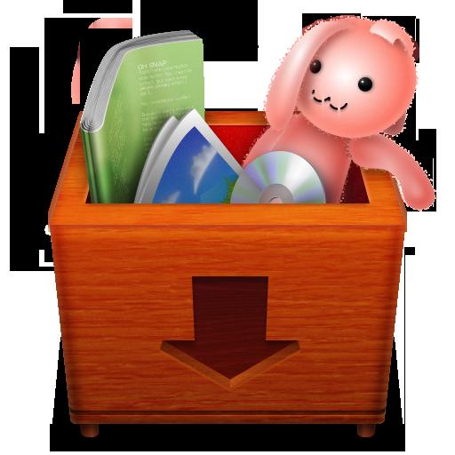 Boxdrop Icon 512x512 png