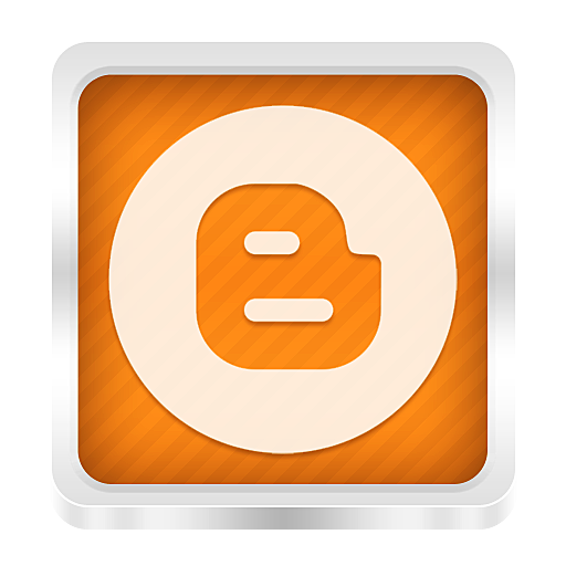 Blogger Icon 512x512 png