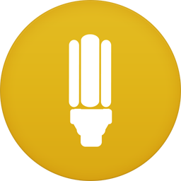 Flashlight App Icon 256x256 png