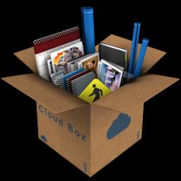 CloudBox Icon 256x256 png