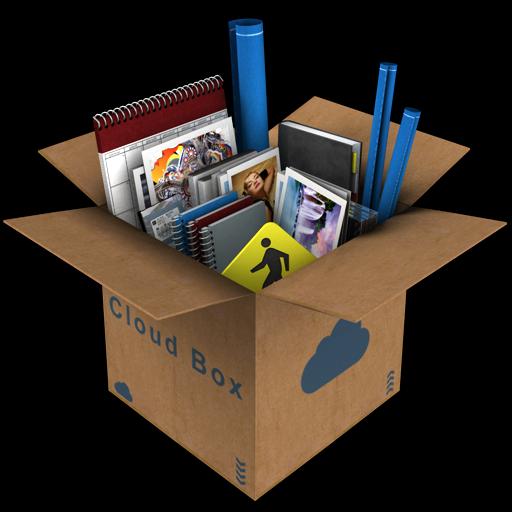 CloudBox Icon 512x512 png