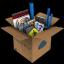 CloudBox Icon 64x64 png
