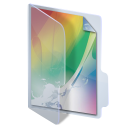 Folder Ec CS3 Icon 256x256 png