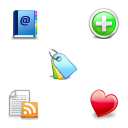 Gloss Basic Icons
