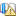 Bookmarks Error Icon 16x16 png
