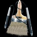 Graphic Folder Colored Icon