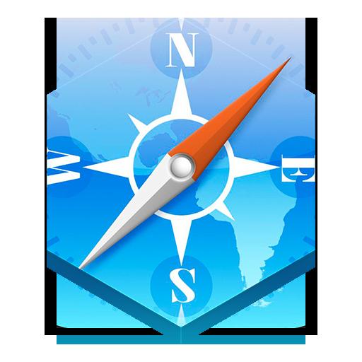Safari v2 Icon 512x512 png