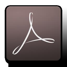 Adobe Acrobat Distiller Icon Isabi3 Icons Softicons Com