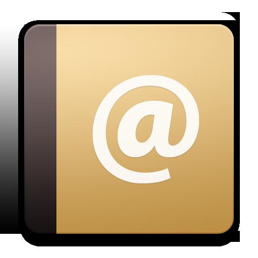Apple Address Book Icon - Isabi3 Icons - SoftIcons.com