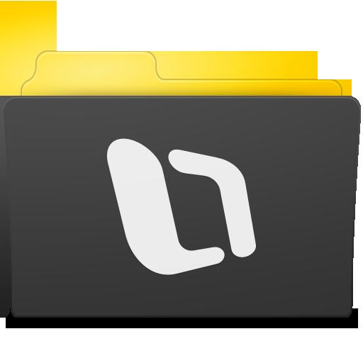 Microsoft Office Folder Icon - Isabi3 Icons - SoftIcons com