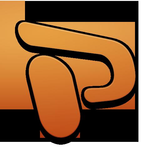 microsoft powerpoint icon isabi3 icons softicons com
