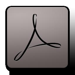 Adobe Acrobat Distiller Icon Isabi4 Icons Softicons Com