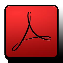 adobe acrobat reader icon isabi4 icons softicons com