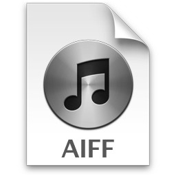 iTunes AIFF Icon 256x256 png