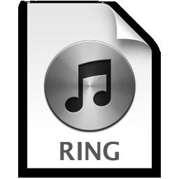 iTunes Ringtone Icon 256x256 png