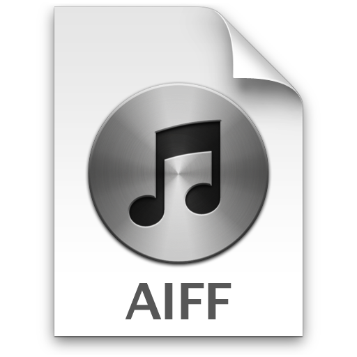 iTunes AIFF Icon 512x512 png