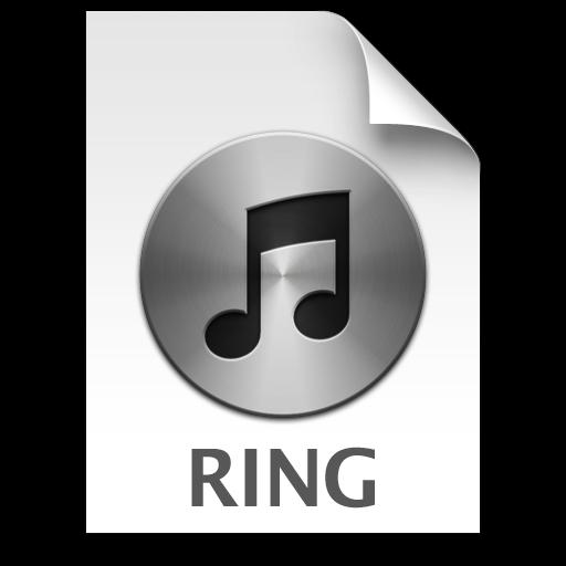 iTunes Ringtone Icon 512x512 png