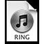 iTunes Ringtone Icon 64x64 png