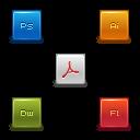 Liketango Adobe Icons