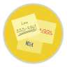 Stickies Icon 96x96 png