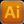 Adobe CS5 Illustrator Icon 24x24 png