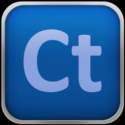 Adobe CS5 Contribute Icon 256x256 png