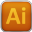 Adobe CS5 Illustrator Icon 32x32 png