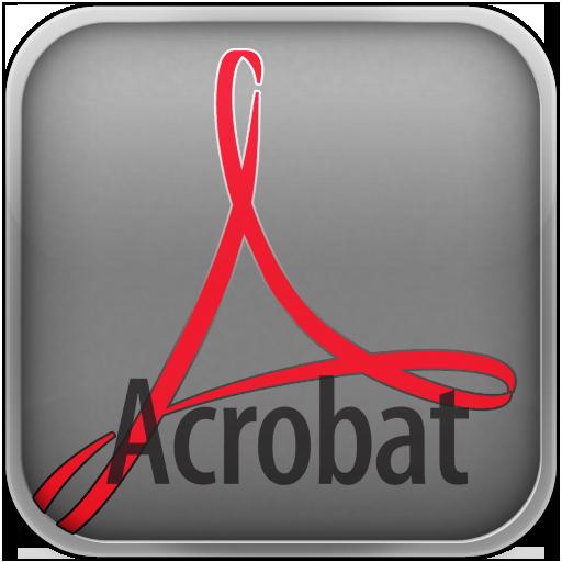 Adobe CS5 Acrobat Icon 512x512 png