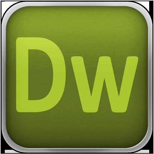 Adobe CS5 DreamWeaver Icon 512x512 png