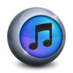 iTunes Icon 256x256 png
