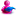 Rightback Girl Icon 16x16 png