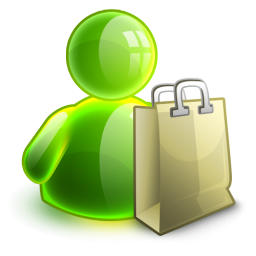 Shopping Icon 256x256 png