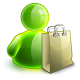 Shopping Icon 80x80 png