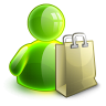 Shopping Icon 96x96 png