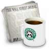 Newsreader Pandabucks Icon 96x96 png