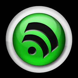 Newsfeed Atom Icon Oropax Icon Set Softicons Com