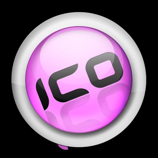 Format ICO Icon - Oropax Icon Set - SoftIcons.com